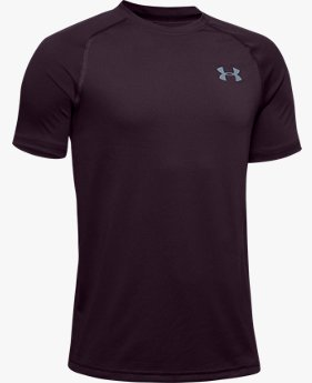 Boys' UA Tech™ Short Sleeve