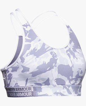 Reggiseno HeatGear® Armour Novelty Sports da ragazza