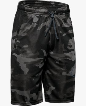Boys' UA Renegade 2.0 Jacquard Shorts