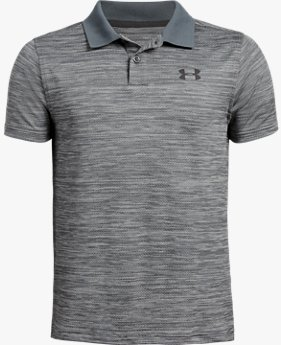 Boys' UA Performance Polo Textured