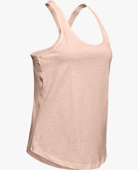 291bb4272870d Camiseta sin mangas UA Crossback para mujer