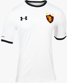 Camisa de Futebol Masculina Under Armour Sport Club do Recife Performance 18/19