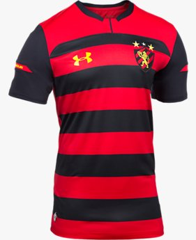 Camisa Sport Club do Recife Oficial 18/19 Masculina
