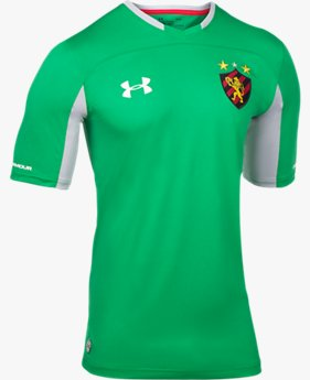 Camiseta de Futebol Masculina Under Armour Sport Club do Recife Oficial Goleiro 2018