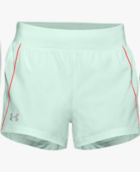 Women's UA Qualifier Speedpocket Shorts