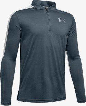Jungen UA MK-1 Shirt mit ½ Zip