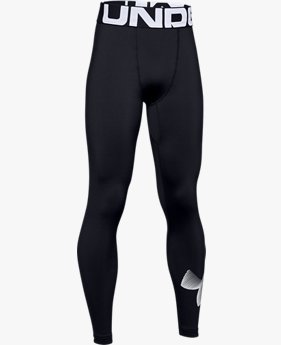 Jungen ColdGear® Armour Leggings