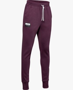 Boys' UA Unstoppable Double Knit Pants