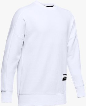 Boys' UA Unstoppable Double Knit Crew