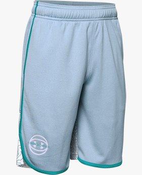 UAベースライン ショーツ(バスケットボール/ショートパンツ/BOYS)