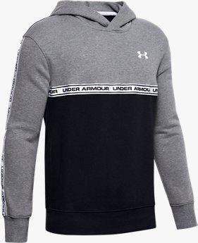 Jungen UA Sportstyle Fleece-Hoodie