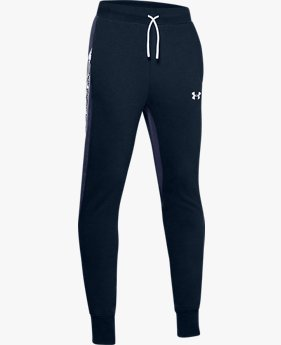 Jongensjoggingbroek UA Sportstyle Fleece