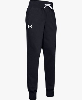 Girls' UA Rival Joggers