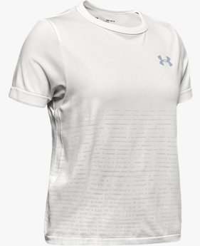 Girls' UA Infinity Short Sleeve