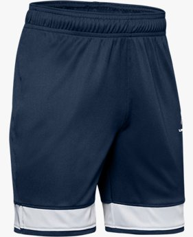 Boys' UA Challenger III Knit Shorts