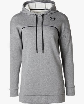 Women's UA Rival Fleece Tunic