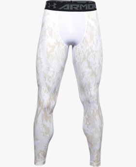 Leggings HeatGear® Armour 2.0 Printed da uomo