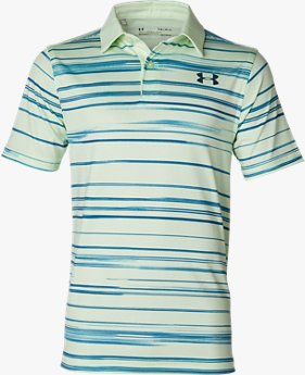 Boys' UA Vanish Bunker Polo