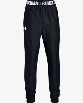 Girls' UA Play Up Pants