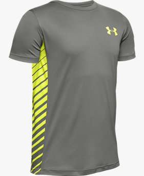Boys' UA MK-1 Short Sleeve Shirt