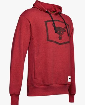 Sweat à capuche Project Rock Warm-Up pour homme