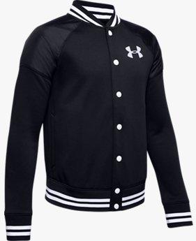 보이즈 Armour Fleece® 보머 재킷