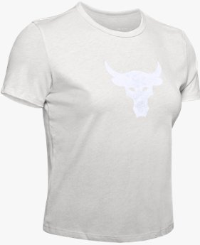 Women's Project Rock Bull Graphic T-Shirt