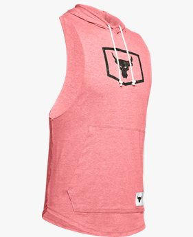 Men's Project Rock Sleeveless Hoodie