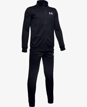 Boys' UA Knit Track Suit