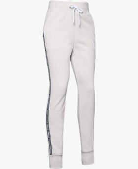 Girls' UA Sportstyle Fleece Pants