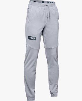 Pantalones UA Game Time Fleece para Niño