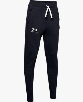 Jogger UA Rival Solid da ragazzo