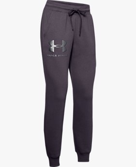 Women's UA Rival Fleece Sportstyle Trousers