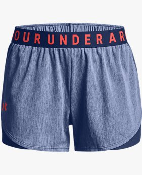 Women's UA Play Up Shorts 3.0 Twist