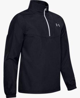 Boys' UA Storm Woven ¼ Zip