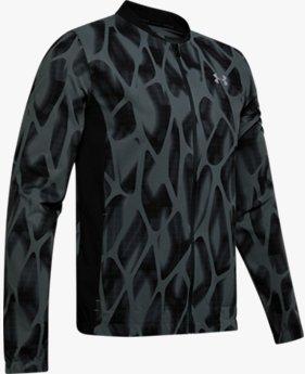 Men's UA Launch 2.0 Printed Jacket