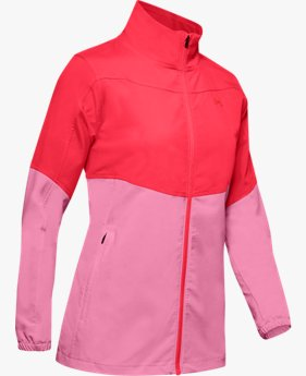 Women's UA Storm Windstrike Full Zip