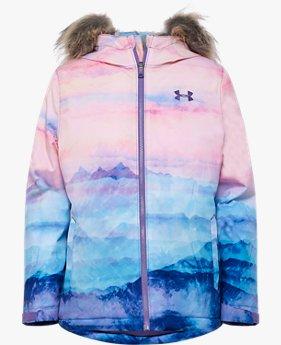 걸즈 UA 토바럭스 재킷