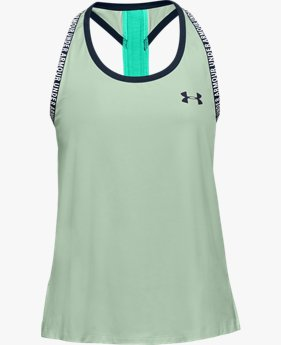 Girls' UA Knockout Tank