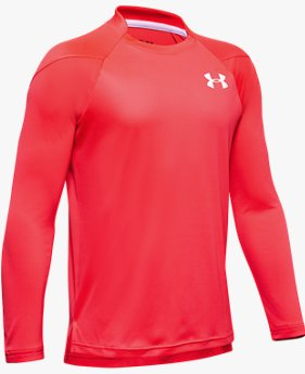 Boys' UA Sun Armour Long Sleeve