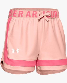 Girls' UA Play Up Novelty Shorts