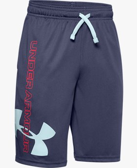 Boys UA Prototype Supersized Shorts