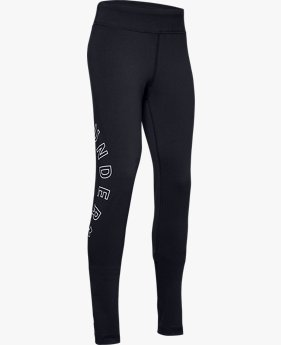 Girls' UA Favourite Leggings