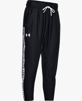 Girls' UA Infinity Branded Trousers