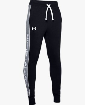 Boys' UA Rival Terry Trousers
