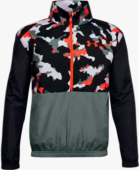 Boys' UA Mesh Lined Jacket