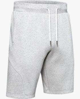 Men's UA Speckled Fleece Shorts