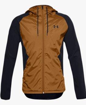Men's UA Stretch Woven Full Zip Jacket