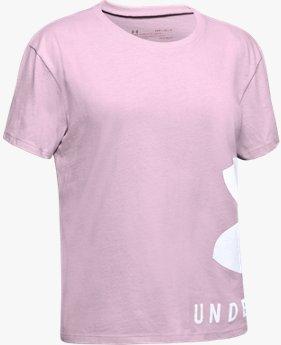 Meisjes T-shirt UA Sportstyle