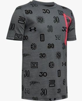 Boys' SC30™ All Over Print T-Shirt